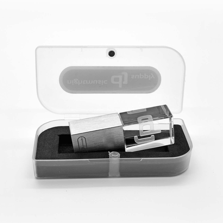 premium crystal dj stick v2 usb 3 0 flash drive. Black Bedroom Furniture Sets. Home Design Ideas