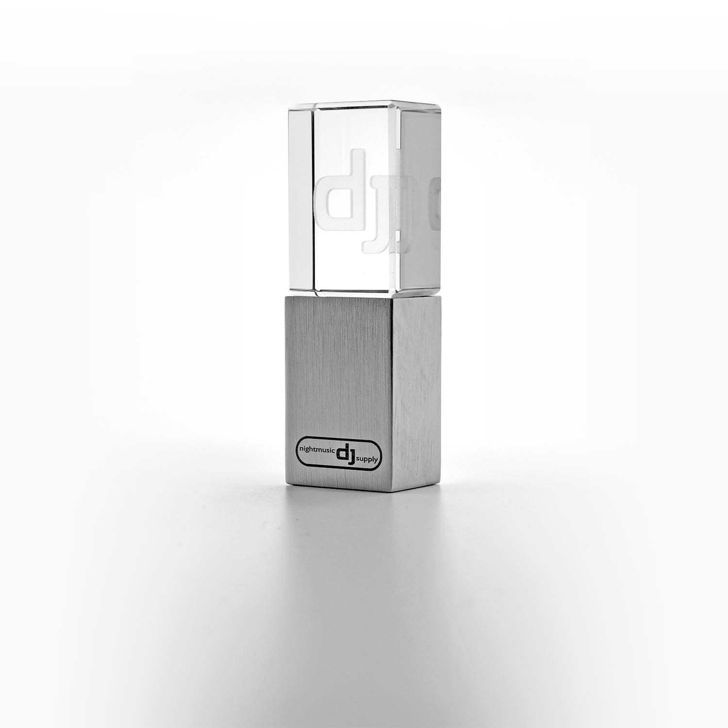 Premium Crystal DJ Stick V2 - USB 3.0 Flash Drive